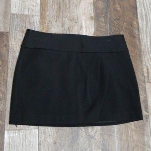 《Express》Black Mini Skirt Size 10
